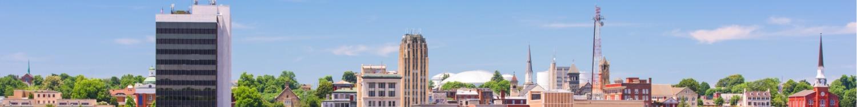 Lynchburg Skyline - Straw Law Firm